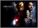 Gwyneth Paltrow, Jeff Bridges, Robert Downey Jr., Iron Man, Terrence Howard