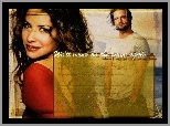 Evangeline Lilly, notatka, Filmy Lost, Josh Holloway