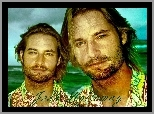 zarost, Filmy Lost, Josh Holloway